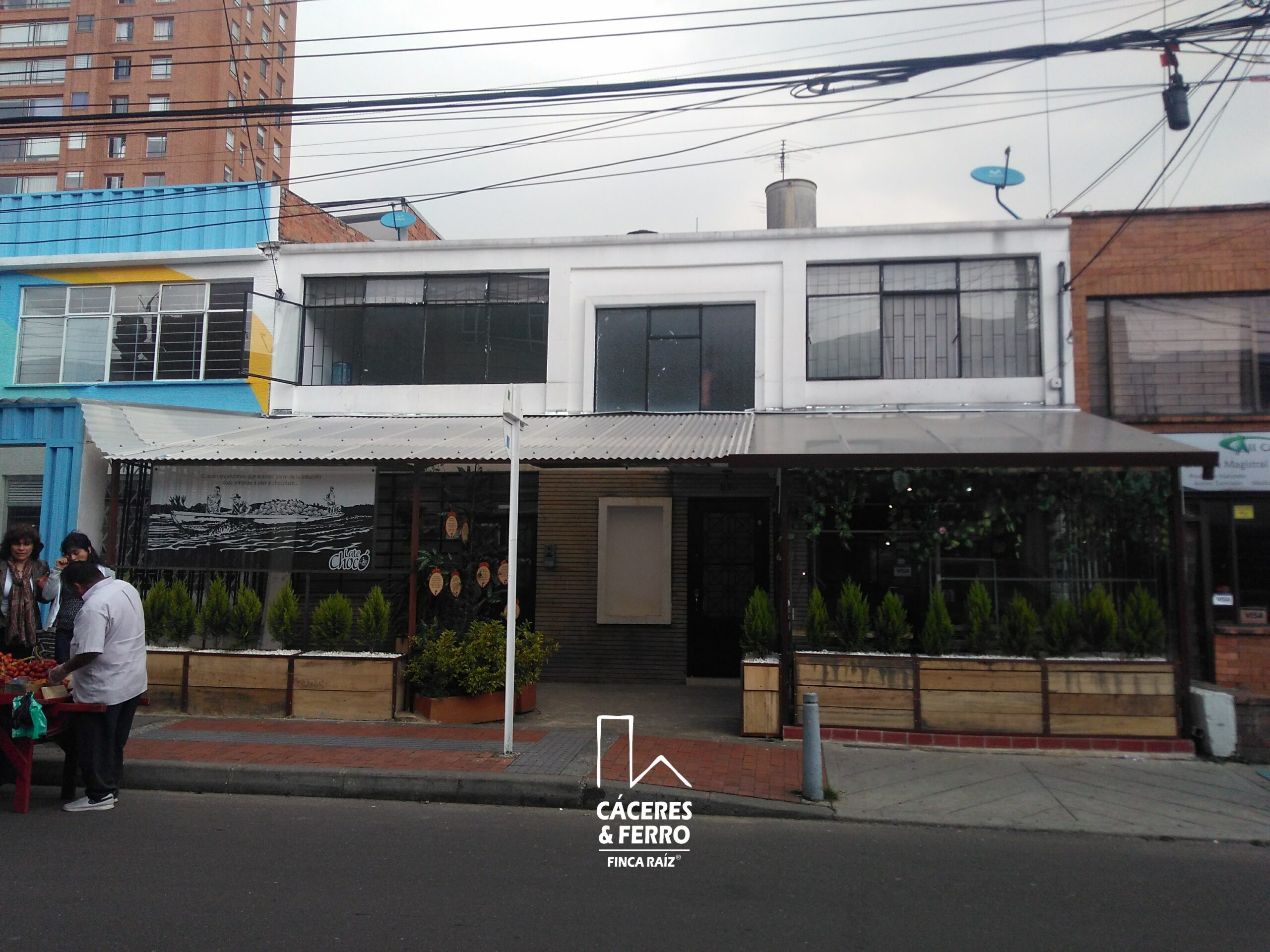 Casa comercial en venta Chapinero